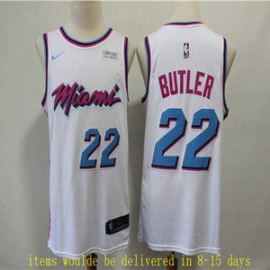 Miami Heat #22 Jimmy Butler Swingman Jersey